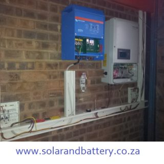 Solar and Battery System Repairs